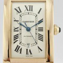 Cartier TANK AMERICAINE XL PINK GOLD 2927