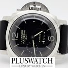 Panerai LUMINOR 1950 8 DAYS GMT ACCIAIO - 44MM PAM00233 2410
