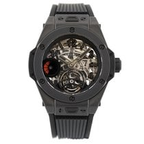 Hublot Big Bang Tourbillon Power Reserve 5 days All Black 45 mm