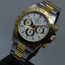 Ρολεξ (Rolex) Daytona 1997 Zenith El Primero Gold Steel EU...