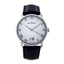 Blancpain Villeret Grand Date - NEW with B + P - Listprice...