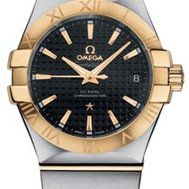 Omega Constellation Co-Axial Automatic 35mm 123.20.35.20.01.002