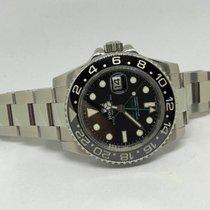 Rolex GMT Master II 2009 Ceramic Steel Ref.116710LN