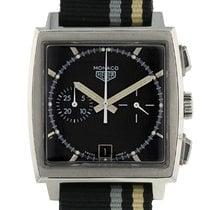 TAG Heuer Classic Monaco Automatic Chronograph Ref. CS2110 en...