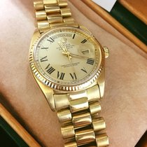 Rolex Day-Date Dial Gold Bracciale 18kt President