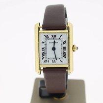 Cartier Paris Lady 18KYellowGold (BOX1990) 21x28mm MINT