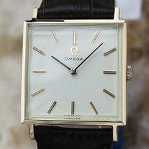 Omega 18k Rose Gold Manual Calibre 620 Vintage 1960s Men's...