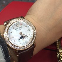 Blancpain WOMEN QUANTIÈME COMPLET RED GOLD WITH DIAMONDS