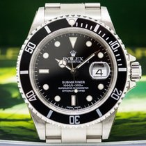 Rolex 16610 16610 Submariner Date SS NEW OLD STOCK Complete...