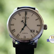 Glashütte Original Senator Panorama Date  - Power reserve of...