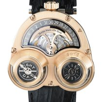 Mb&f HM3 Horological Machine No. 3 in Rose Gold, Star Cruiser