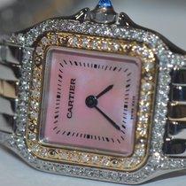 Cartier Panther 18K Gold Diamonds
