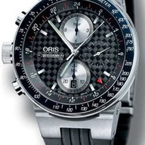 Oris  Williams F1 Team Mens - Black Dial