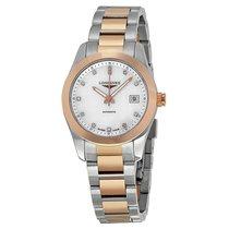 Longines Ladies L22855877 Conquest Classic Watch