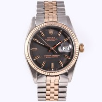 Rolex Datejust Rose Gold and Steel