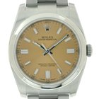 Rolex Oyster Ref.116000 White Grape MAI INDOSSATO art. R1194
