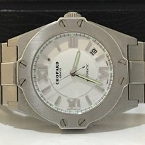 Chopard St. Moritz Full Steel White Dial Automatico Impecável