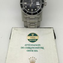 Rolex 16800 Vintage Submariner Serial: 81xxxxx with Original...