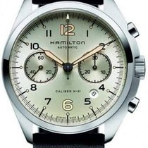 Hamilton Khaki Pilot Pioneer Automatik Chronograph H76416755
