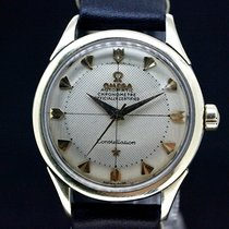 Omega Constellation Chronometre Pie Pan Caliber 505 aus 1958