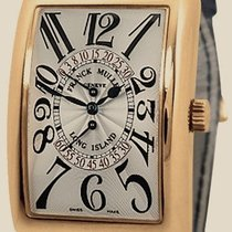 Franck Muller Long Island BI-RETROGRADE SECONDS