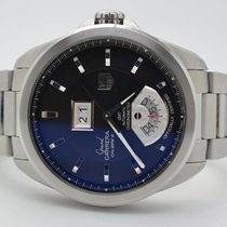 TAG Heuer Grand Carrera GMT Calibre 8 Big Date