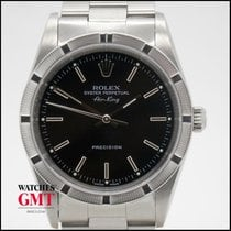 Rolex Air King Precision Black Dial Serie K
