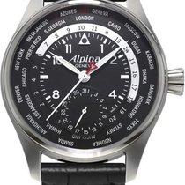 Alpina Geneve Worldtimer Manufacture AL-718B4S6 Herren...