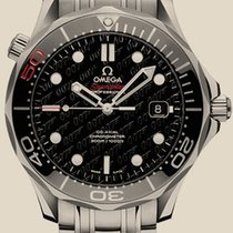 オメガ (Omega) Seamaster Professional 300m JAMES BOND 50th...