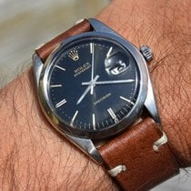 Rolex Oysterdate Precision very fine black dial