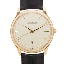 Jaeger-LeCoultre Master Ultra Thin 18k Rose Gold Gold Automati...