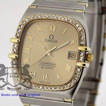 Omega Constellation Manhattan Chronometer Diamonds 3980867