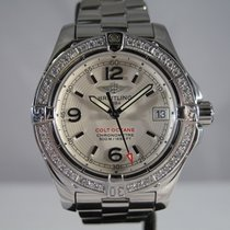 Breitling Colt Oceane Lady 33mm Diamond Superquartz