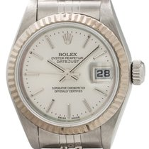 Rolex Datejust ref 79174 SS/18K White Gold Box & Papers...