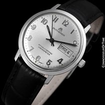 Bucherer 1960's Vintage Mens Officially Certified Chronome...