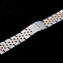 Montblanc Profile Lady Watch 7063 Pl 298101 Gold 750 18k Mop