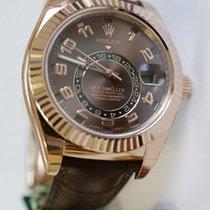 Rolex Sky Dweller 18 kt Rosegold