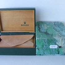Rolex Scatola per Gmt-Master II acciaio ref. 16710