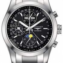 Longines Conquest Gents Automatik Mondphase 42,00 mm L2.798.4....