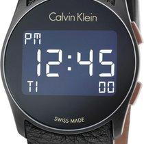 ck Calvin Klein Future K5B13XC1 Digitaluhr Sehr gut ablesbar