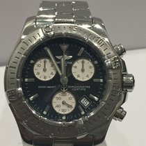 브라이틀링 (Breitling) colt chronograph quartz