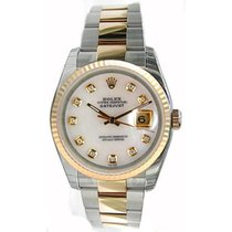 勞力士 (Rolex) Datejust Men's Unused Heavy Oyster Band/Flip-L...