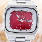 Seiko Actus Mens Vintage Rare Stainless Steel Automatic Watch...