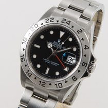 Rolex Explorer II Black Dial perfect condition LC 100
