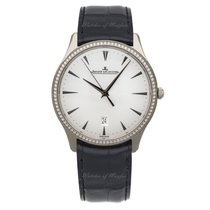 Jaeger-LeCoultre Master Grande Ultra Thin Date - White Gold