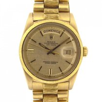 Rolex Day-Date yellow gold Bark sigma 1807