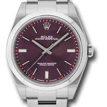 Rolex 114300 rgio Oyster Perpetual No-Date 39mm Domed Bezel