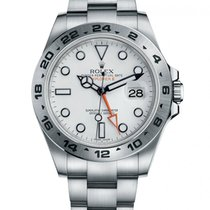 Rolex Explorer II Quadrante Bianco - 216570