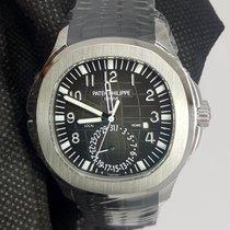 Patek Philippe Aquanaut Time Travel