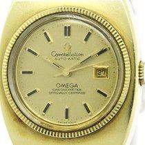 歐米茄 (Omega) Vintage Omega Constellation Cal 682 Gold Plated...